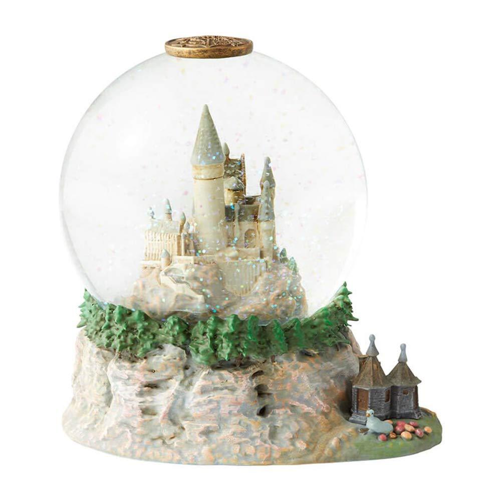 Enesco Wizarding World of Harry Potter Hogwarts Castle Water Globe, 7.1'', Multicolor
