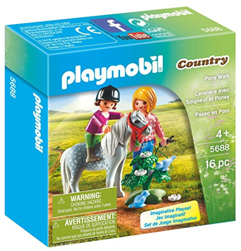 PLAYMOBIL® Pony Walk