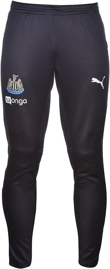 PUMA Hombre Newcastle United Chándal Fondo Pantalones Ropa Deporte ...