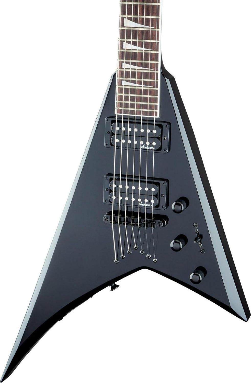 Jackson X Serie Rhoads rrxt24 – 7 (7 cuerdas Guitarra eléctrica ...