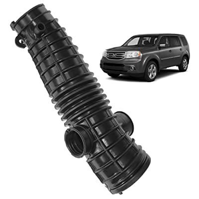 Air Intake Hose for Honda Pilot EEX-L LX SE-L EXL Sport 2006 2007 2008 Replaces 17228-RYP-A00 Air Intake Flow Tube: Automotive