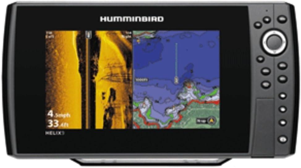 Compuesto Helix 9 Side Imaging Sonda Ta 200/83/455 KHz: Amazon.es: Deportes y aire libre