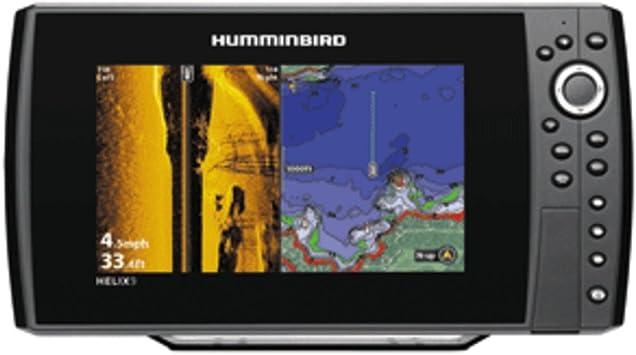 ecoscandaglio HELIX 9 trasduttore TA 83//200 kHz HUMMINBIRD Chartplotter