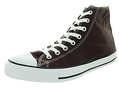 c6ee9359c7f1 Converse Adult Chuck Taylor All Star Burnt Umber High Shoes  Amazon.co.uk   Shoes   Bags