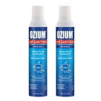 Ozium 8 Oz. Air Sanitizer & Odor Eliminator for Homes, Cars, Offices and More, Original...