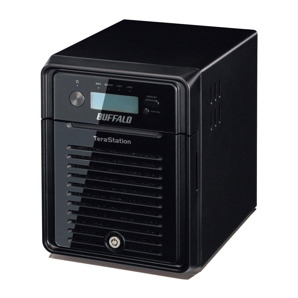 爆売り! BUFFALO テラステーション テラステーション B00VRK748I 管理者RAID機能搭載 4ドライブNAS 管理者RAID機能搭載 8TB TS3400DN0804 B00VRK748I 8TB, にこにこテントシート安心shop:a8abc1c1 --- ballyshannonshow.com
