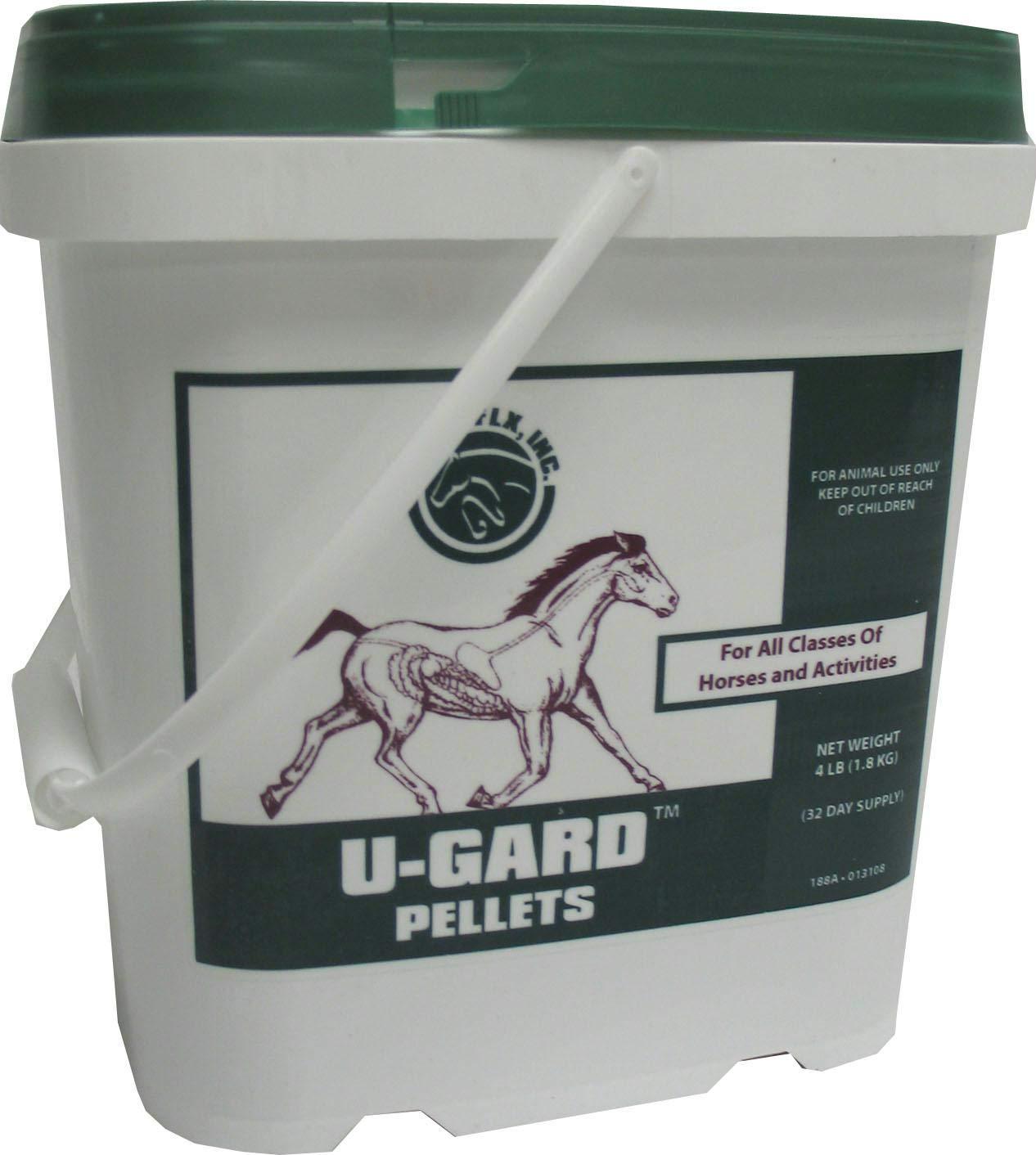 U-Gard Pellets 4Lb CORTA-FLEX INC BC025375