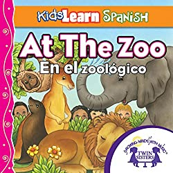 Kids Learn Spanish: At the Zoo (Counting)