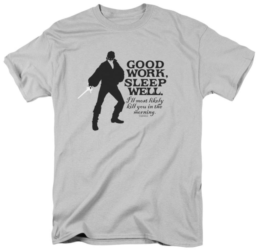 The Princess Bride - Good Work T-Shirt Size M