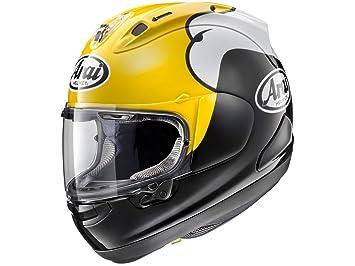 Arai RX-7V - Casco integral para moto, estilo Kenny Roberts