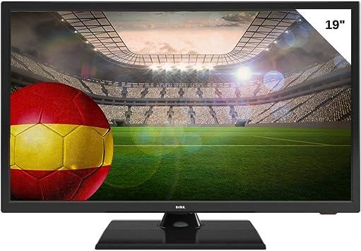 TV BSL 19 Pulgadas LED - Resolución De Pantalla 720p, 60Hz ...