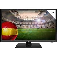 BSL TV 19Pouces LED–Résolution d'écran 720p, 60HZ, DVB-T2, HDMI, USB Noir (reconditionné et certifié)