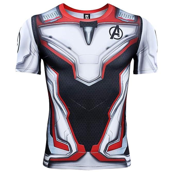 HNOSD Avengers 4 Endgame Quantum War 3D Camisetas Impresas ...