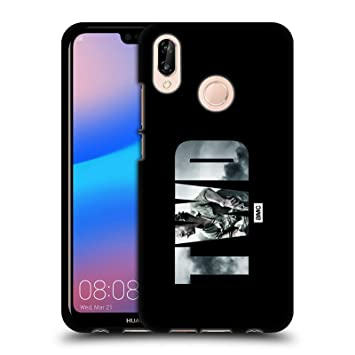coque huawei p20 lite walking dead
