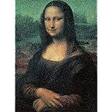 500 Pieces Photomosaic Puzzle - Mona Lisa
