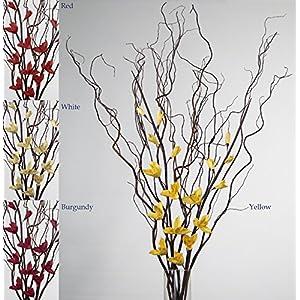 Green Floral Crafts DIY Floral Arrangements(Vase Optional) 30