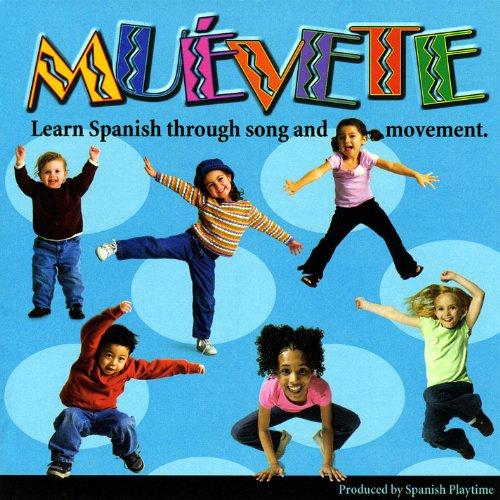 Muévete- Learn Spanish Through...