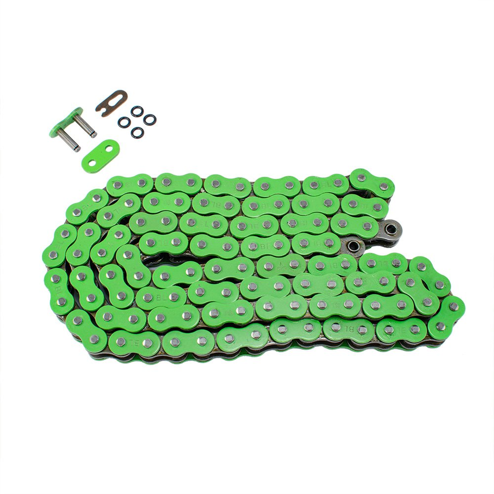 525 Pitch 112 Links Yellow O-Ring Chain for Honda CBR 600RR 2003 2004 2005 2006 2007 2008 2009 2010 2011 2012 2013 2014 2015