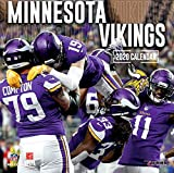 Minnesota Vikings: 2020 12x12 Team Wall Calendar
