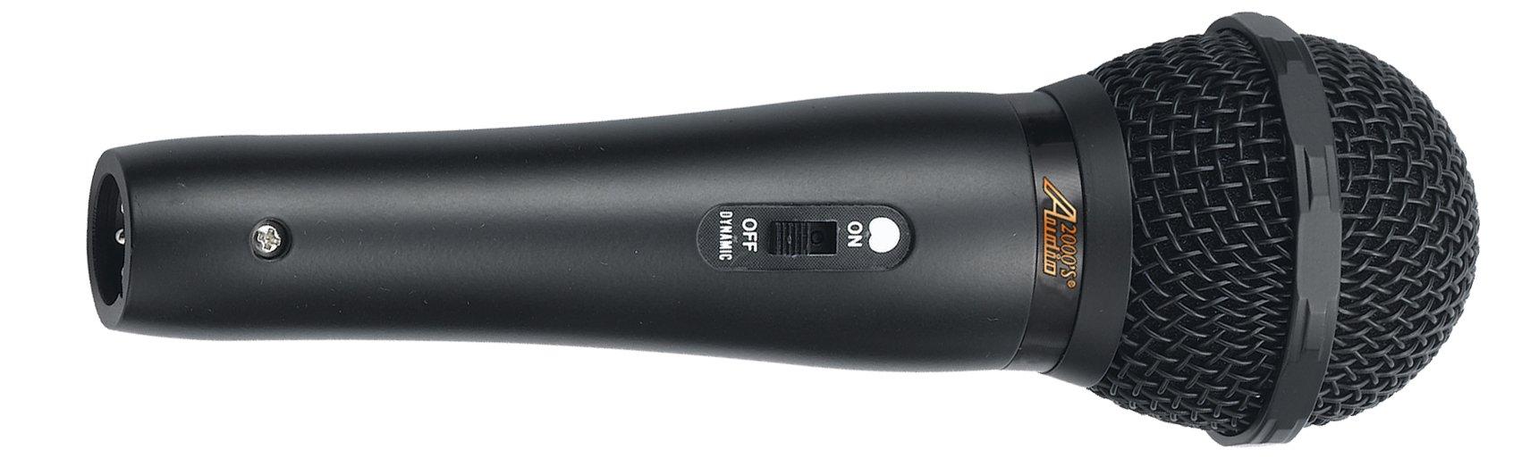 Microfono Audio2000'S ADM101 Dynamic , Super-Cardiod...