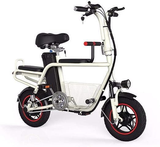 Embid Scooter eléctrico Ajustable Plegable con Marco 400w Motor ...