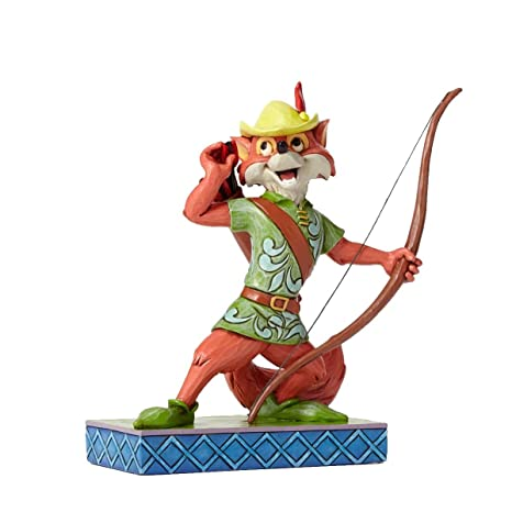 5d87db900a2 Disney Traditions Roguish Hero Robin Hood Figure  Amazon.co.uk  Kitchen    Home