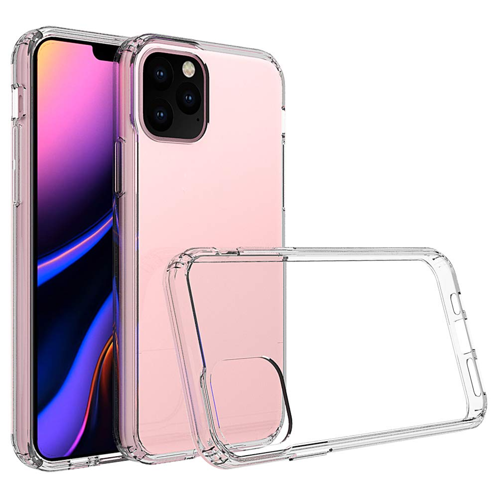 iPhone 11 Pro Max Clear Protective Case
