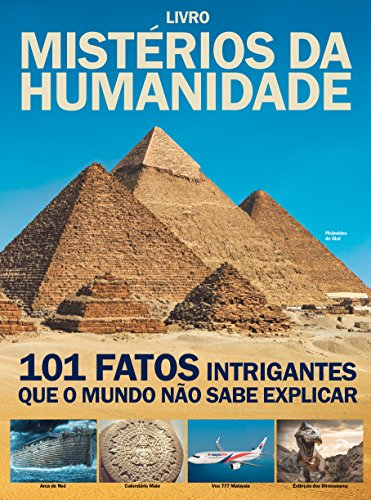 Livro Mistérios da Humanidade Ed.01