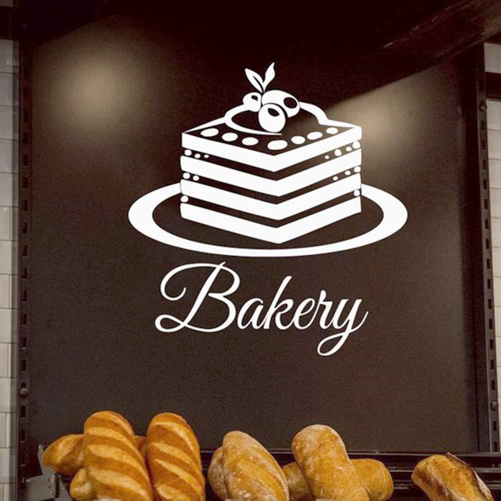 Pegatinas de panadería de estilo Decoración del hogar Estilo ...