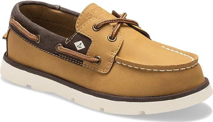 Leeward Sport Boat Shoe Sahara