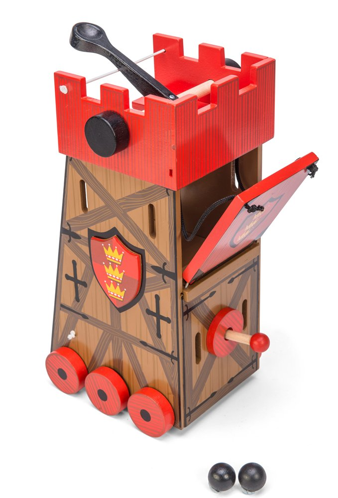 Le Toy Van Ritterburg - Papo Belagerungsturm