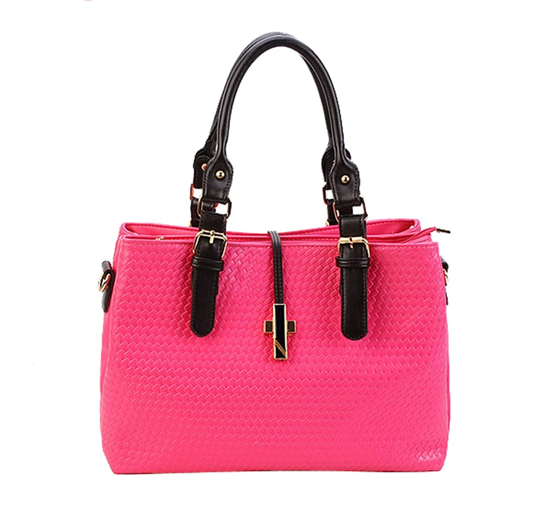 Bramble Women's Embossing Clutch Crossbody Shoulder Bag Totes Handbags