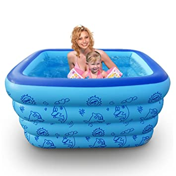 Amazon.com: Piscina/adulto baby de la familia piscina ...