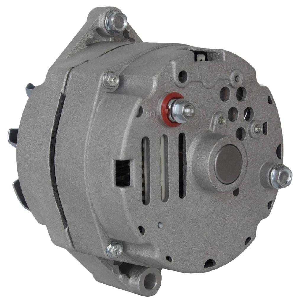 New Alternator Fits Teledyne Continental Engine F 163 Delco Voltage Regulator Wiring Diagram 1972 227 245 F4 3000963 302822 Automotive