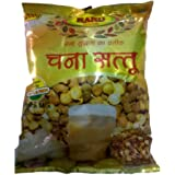 Nand Masala Healthy Chana Sattu,Roasted Chickpeas Flour, Chemical Free, Pesticide Free, USDA Certified 250gms-Pack of 1