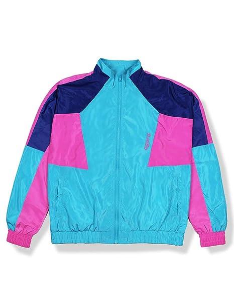 AGORA Multi Colour Windbreaker Jacket