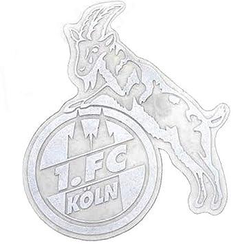 plus gratis Lesezeichen I love K/öln Unbekannt 1 FC K/öln Aufkleber transparent schwarz