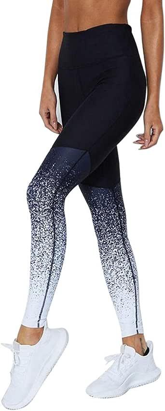 Pantalones Yoga Mujeres Mallas Deportivas Mujer Medias de ...
