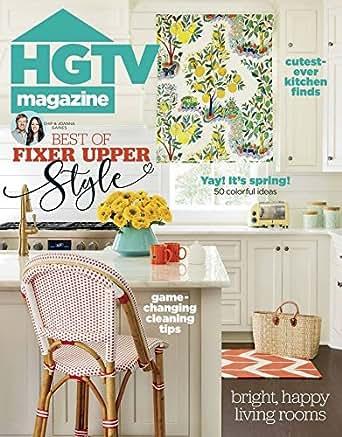 hgtv magazine magazines. Black Bedroom Furniture Sets. Home Design Ideas