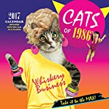 Cats of 1986 2017 Wall Calendar