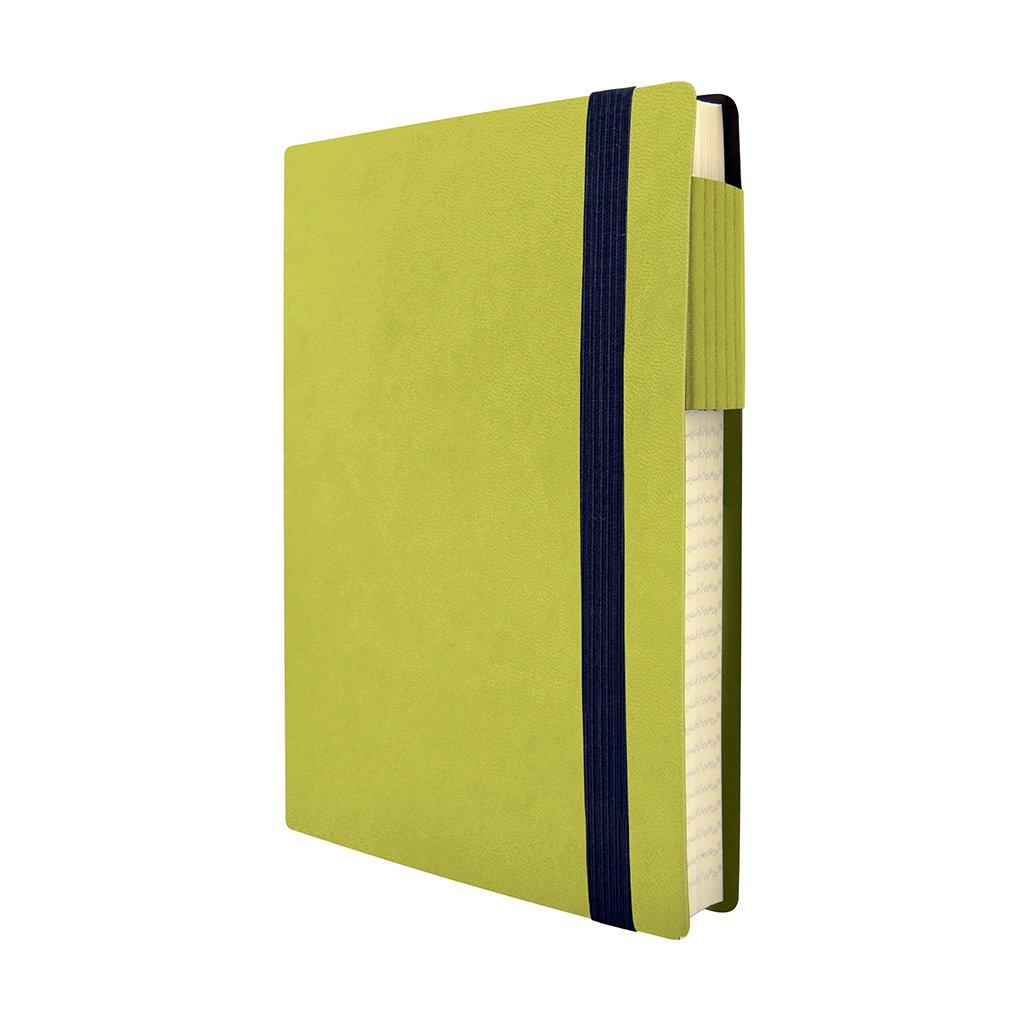Legami 8055748245260 - Agenda diaria de 12 meses, 2017, verde (idioma español no garantizado)
