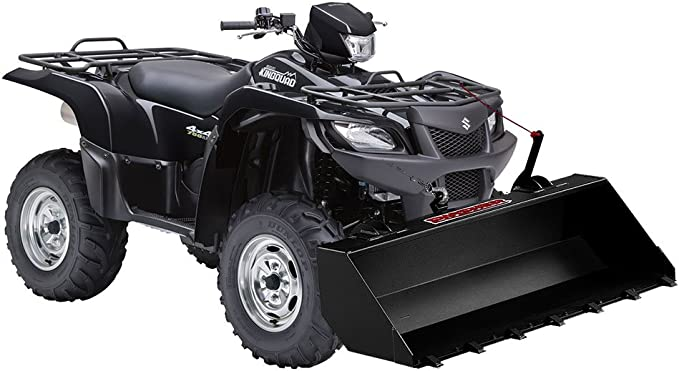 Suzuki King Quad lta 500 – 450 schaufelkit frente excavadora ...