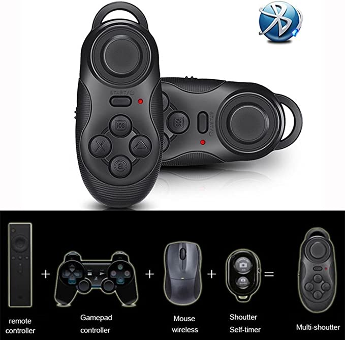 Motionjoy Mini Wireless Bluetooth Joystick Gamepad Elektronik