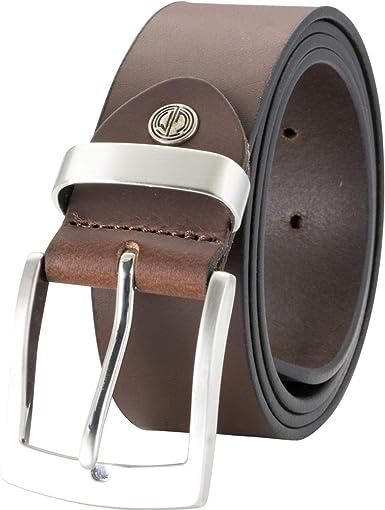 Lindenmann- Cinturón de cuero para hombre/cinturones hombres mann ...