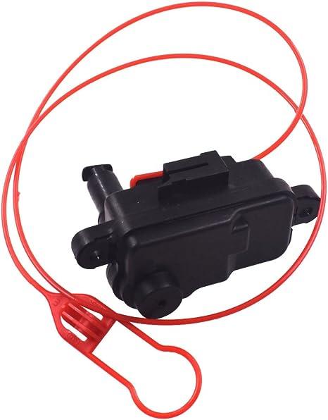 Genuine Fuel Tank Door Flap Lock Actuator For Audi A6A7Q3Q7 RS5 RS7 4L0862153D