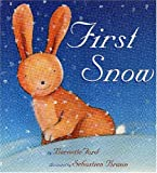 First Snow, Bernette G. Ford, 0823419371