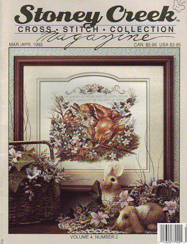 Stoney Creek Collection Magazine - Stoney Creek Cross Stitch Collection Magazine (Volume 4, Number 2, Mar/apr 1992)