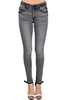 ebc0b87c48a02 Kan Can Women's Skinny Jeans at Amazon Women's Jeans store