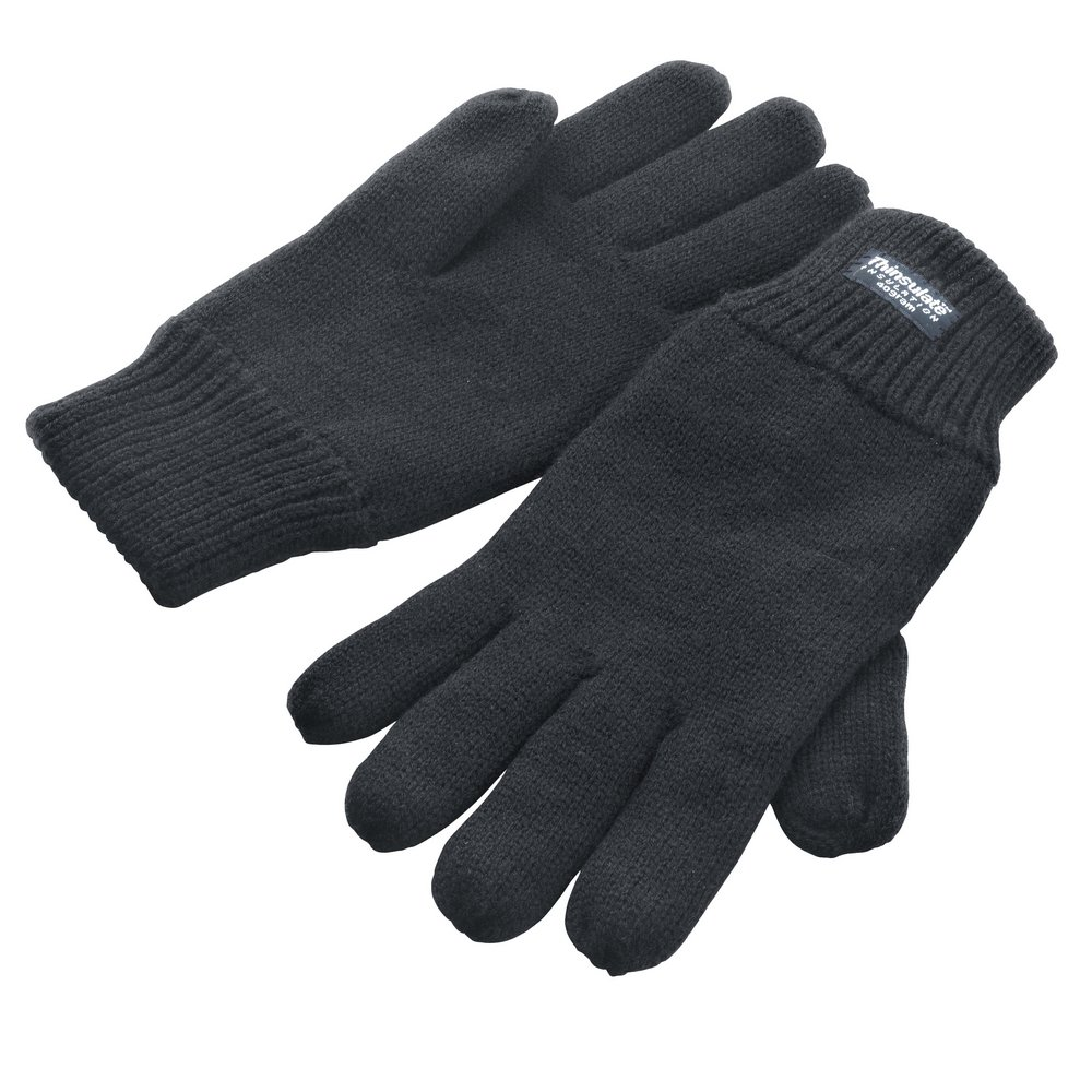 Result Thinsulate gloves Charcoal SM