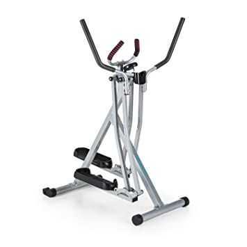 Capital Sports Crosswalker Caminador elíptico (elíptica para Movimientos Verticales y horizontales, Entrenamiento en casa